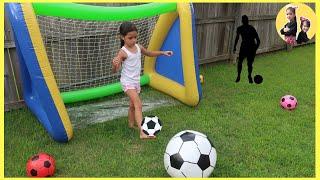 The Soccer Song (Football Song) |  Nursery Rhymes & Kids Songs