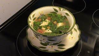 Chicken Vegetable Barley Soup