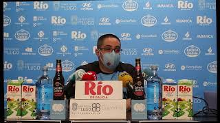 Video Diego Epifanio previa 2º partido play off