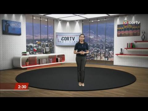 Emisión en directo de CORTV Oaxaca