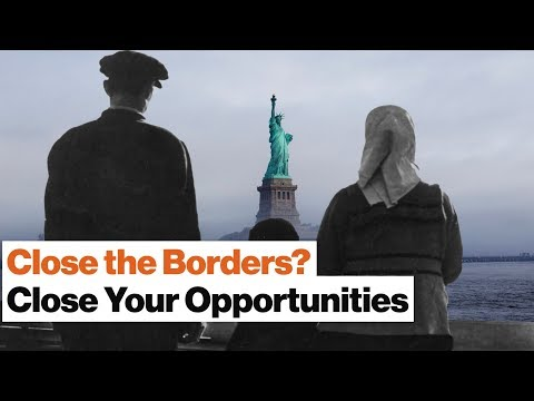 Close the Borders? Close Your Opportunities | Atlanta Mayor Kasim Reed on Immigration and Diversity