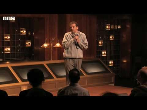 Henning Wehn-Stand up introduced by Stewart Lee BBC Comedy