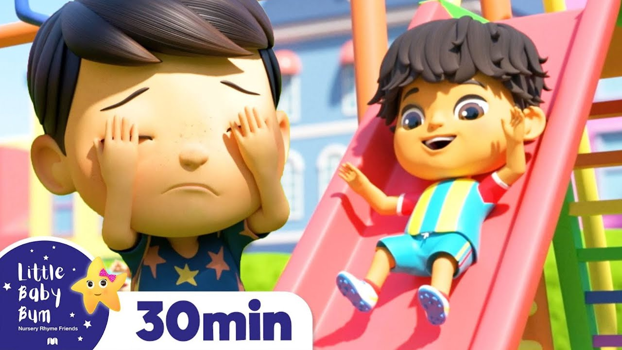 Yes, Yes Try New Things - Playground Song + More Nursery Rhymes & Kids Songs - Little Baby Bum