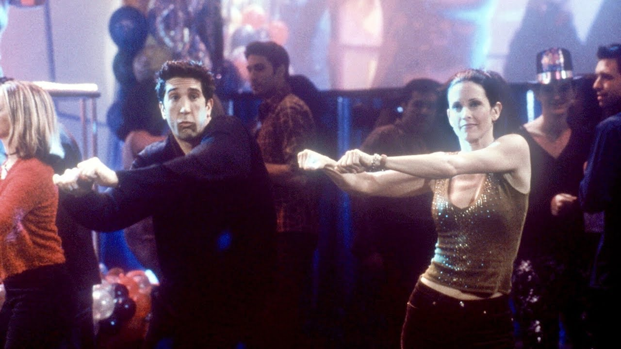Friends: Monica and Ross's Famous Routine Was Choreographed by Pussycat Dolls Founder Robin Antin