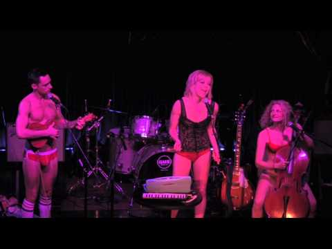 Crazy  The Skivvies ft Emily Bergl