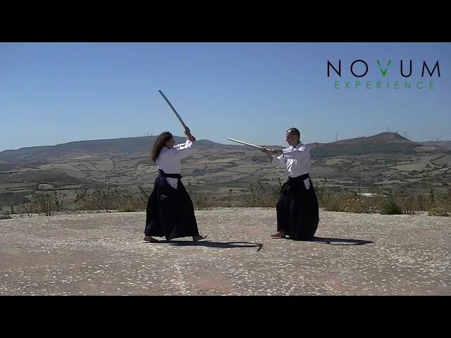 05 Go no Tachi - Aikido Novum Experience - Kumitachi 五の 太刀  - 组 太 刀 - 合氣道 - 合氣剣