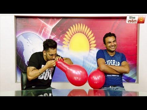 Babbal Rai   Dream Boy   Exclusive Interview   Jus Tell Me   Dainik Savera