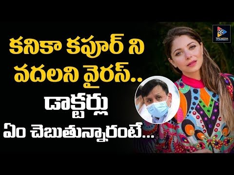 doctors-opinion-about-kanika-kapoor-health-condition-||-telugu-full-screen