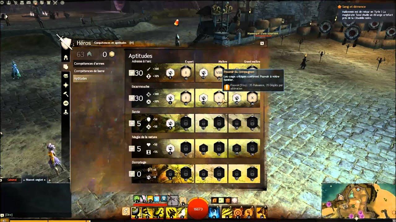 Image Result For Guild Wars Dps Pvp Build
