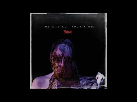 slipknot:-unsainted-(-we-are-not-your-kind,-album-with-lyrics)