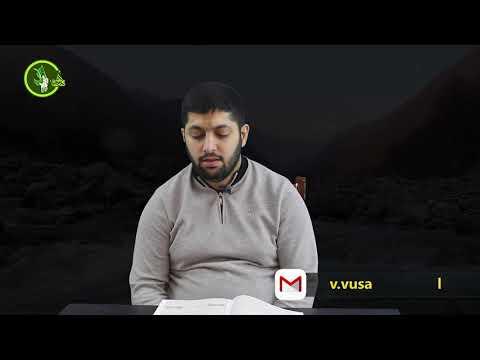 Al-Infitar - الإنفطار tilavəti _Hacı Rahib