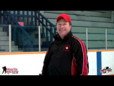 How to turn for Hockey Players: Learn to Skate episode 8