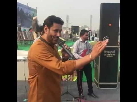 new 2016 Harbhajan Maan live parformance