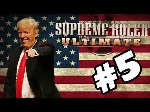 Supreme Ruler Ultimate – Trump Rising: MAGA – Part 5