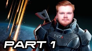 MASS EFFECT 3: Shepard VS The Reapers! (Let