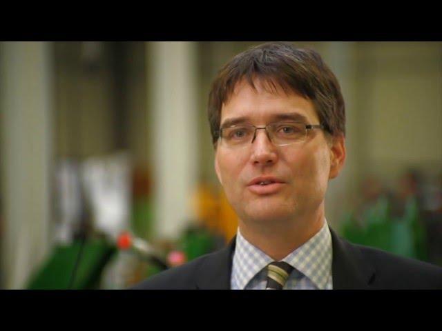 Нова серія 8000 John Deere - Історія створення. Епізод 6