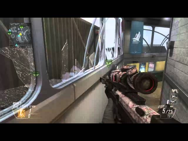 Depriv Clearout - Black Ops II Game Clip