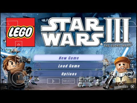Cara Download Game Lego Star Wars III The Clone Wars PPSSPP Android