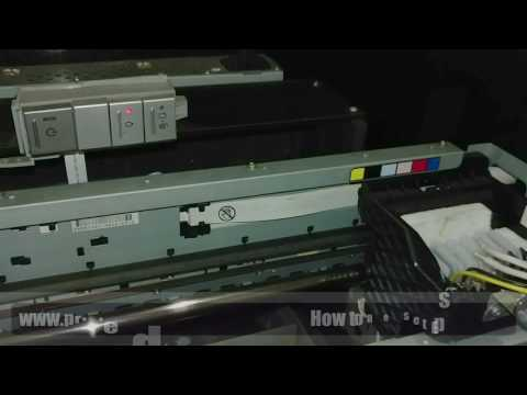 How to Reset Epson 1390 waste ink counter