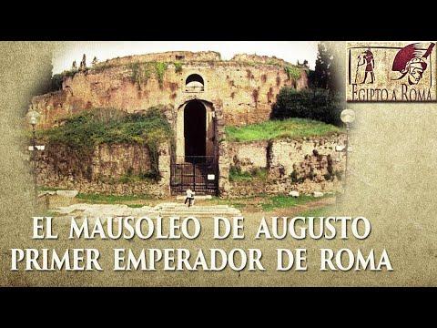Historia del mausoleo de augusto primer emperador de roma for Augusto roma