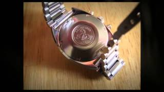 Omega Watch Repairs in Orange County - The Clock Master - Orange California