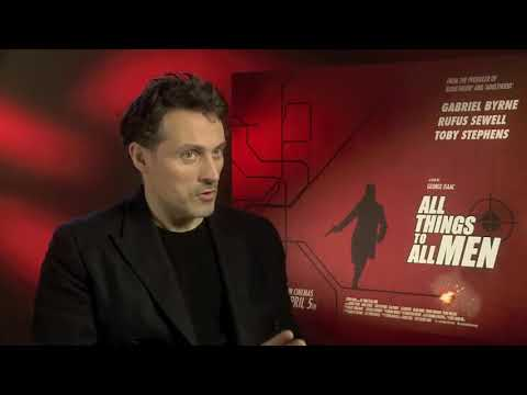 ALL THINGS TO ALL MEN - George Isaac & Pierre Mascolo Interview ...