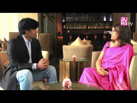 interview with Deepa Harris of Taj Hotels