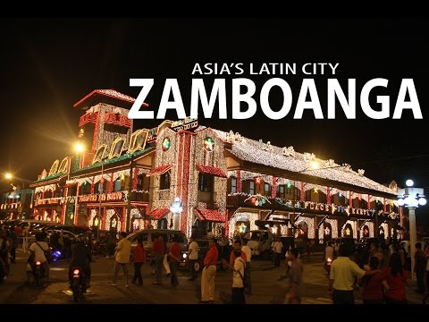 Traveling to ZAMBOANGA CITY! ( Asia's Latin City )