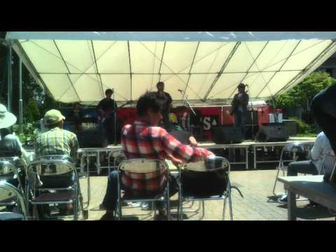 Shoji Blues Band At Sakai Blues Festival 20160430