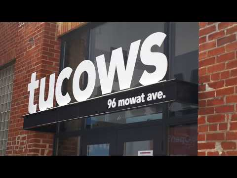 What is Tucows
