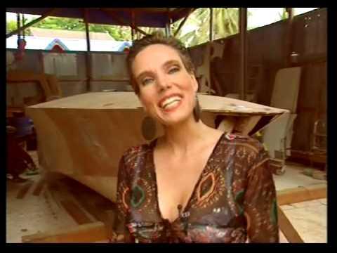 Secret Boat Architect, Koh Samui, Thailand, on Nathalie-TV.com