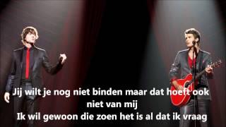 Nick en Simon - Rosanne (karaoke versie)
