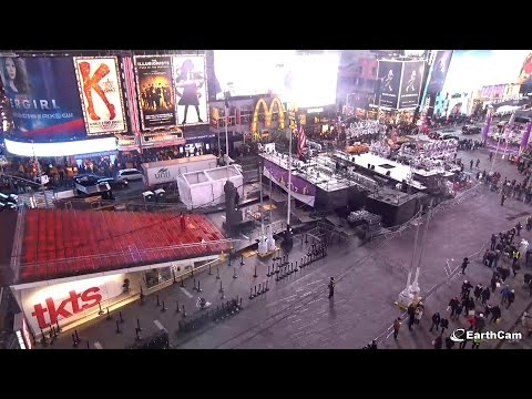 NYC's Times Square!