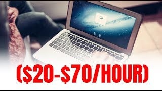 10 High Paying Work-From-Home Job Websites ($20-$70 Hour)