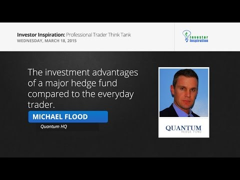 The investment advantages of a major hedge fund compared to the everyday trader | Michael Flood