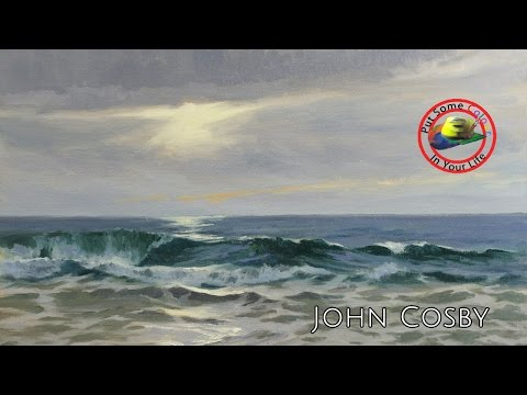 Fine Art Tips with John Cosby on Colour In Your Life