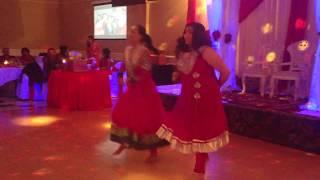 Bollywood Wedding Dance! Pee Loon   Ghagra   Dilli Wali Girlfriend