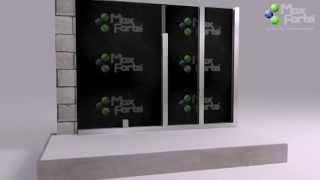 Звукоизоляция МаксФорте для стен Пенза(, 2014-09-08T09:48:43.000Z)