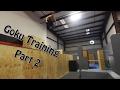 Goku Training 2 - Rilla Hops - Parkour | Freerunning
