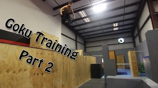 Goku Training 2 - Rilla Hops - Parkour | Freerunning