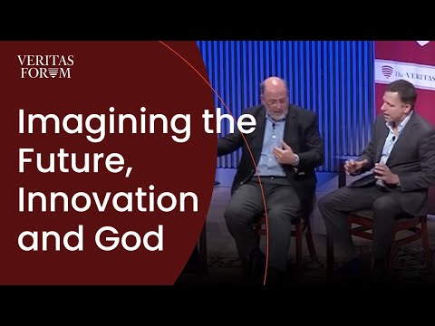 Imagining the Future, Innovation and God: N.T. Wright and Peter Thiel in San Francisco