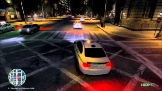 GTA IV South African Police Responding
