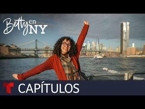 Betty en NY | Capítulo 01 | Telemundo