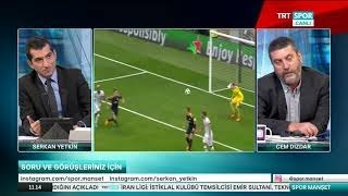 Cem Dizdar Beşiktaşlı futbolcuları öve öve bitiremedi & Beşiktaş 2-0 Leipzig Maç Sonu Yorumları