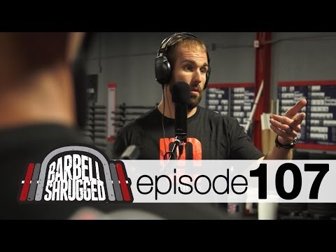 Thomas Cox of Meal Fit and Brian Mackenzie of CrossFit Endurance - EPISODE 107