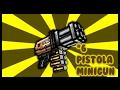 #6-Pixel Gun 3d-Pistola Minigun