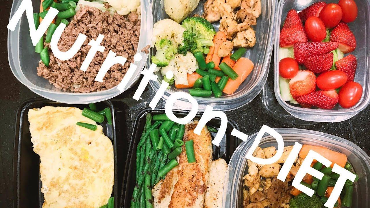 NUTRITION OVERVIEW | 4 TUẦN SIẾT CƠ | TỔNG QUAN VỀ DINH DƯỠNG