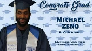 2018 Student-Athletes Graduating