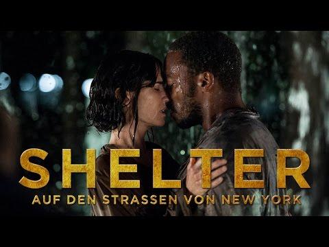 Shelter Auf Den Straßen Von New York