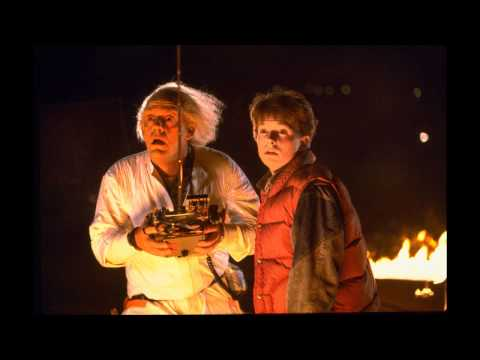 Back To The Future Main Theme HD